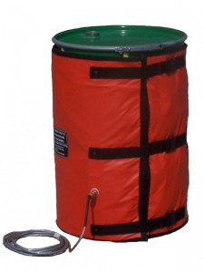 55 gallon drum Hazardous Area Heating