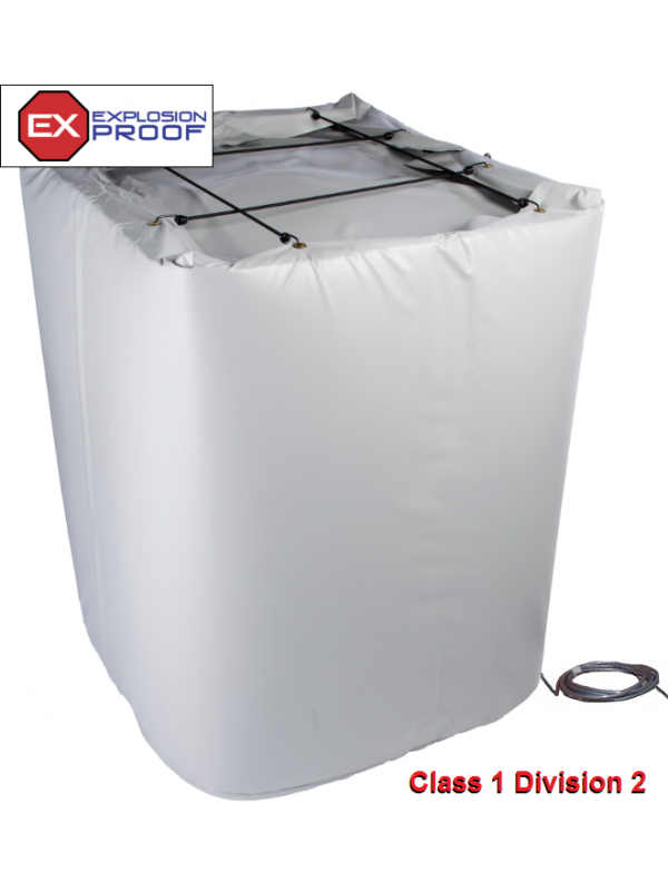 Powerblanket - explosion proof tote heaters